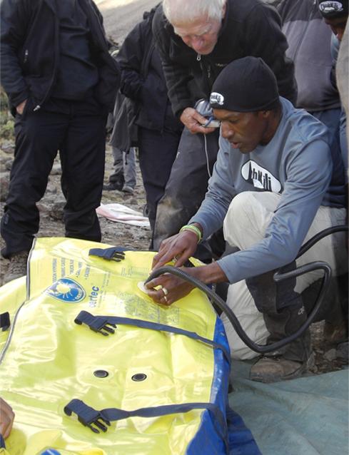 Climb Mount Kilimanjaro Safety and Precautionary Equipment