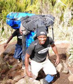 Climb Kili Porters