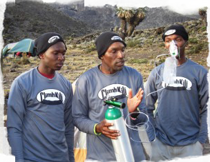 Climb Kili Safety Experts