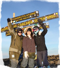 Climb Kilimanjaro Experience with Small Group Sizes