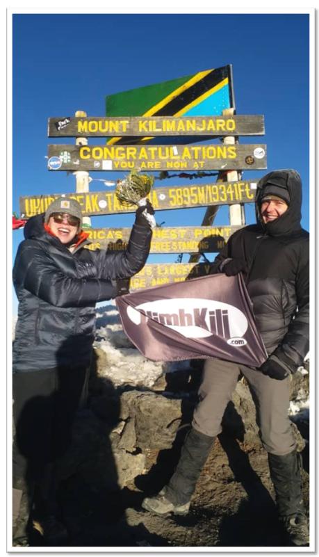 Climb Kili Summit