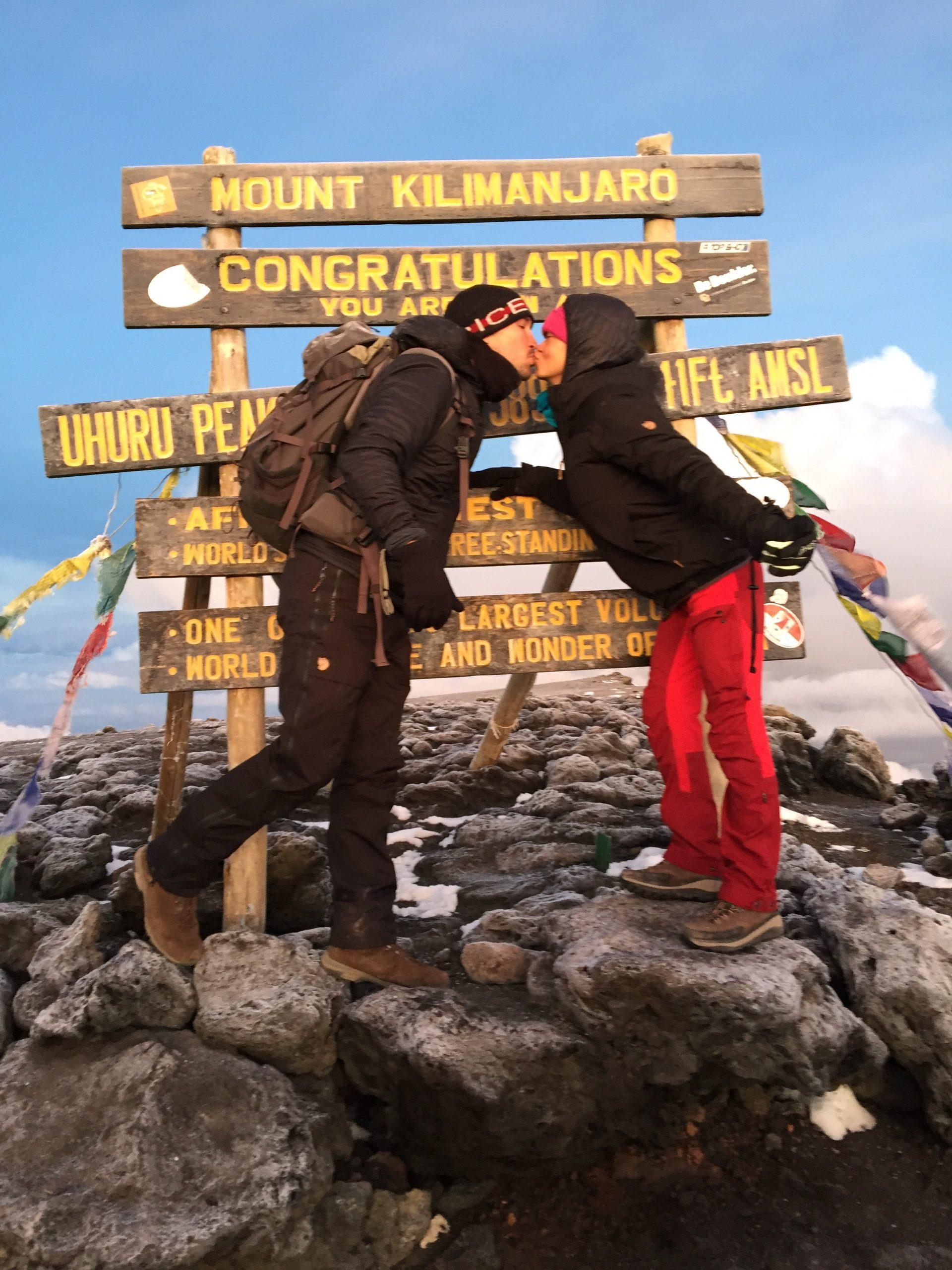 Kilimanjaro Honeymoon