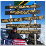 Kilimanjaro Summit during Covid