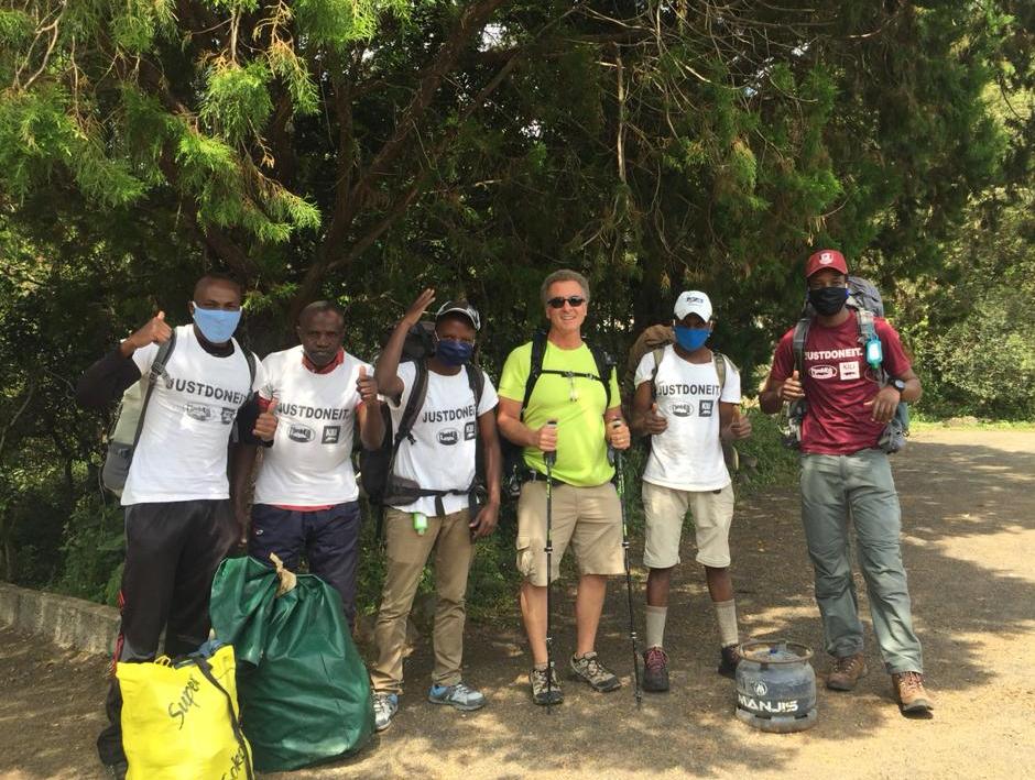 Kilimanjaro during Covid 19