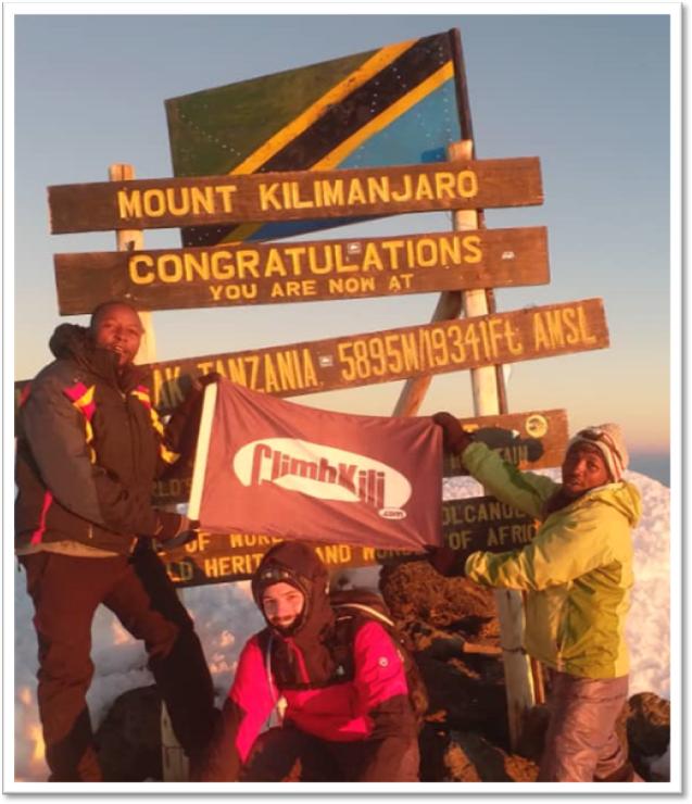Kilimanjaro during Covid